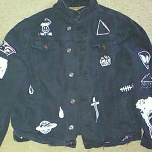 Carbon Jean Jacket